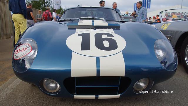 Shelby Cobra Daytona Coupe CSX2602
