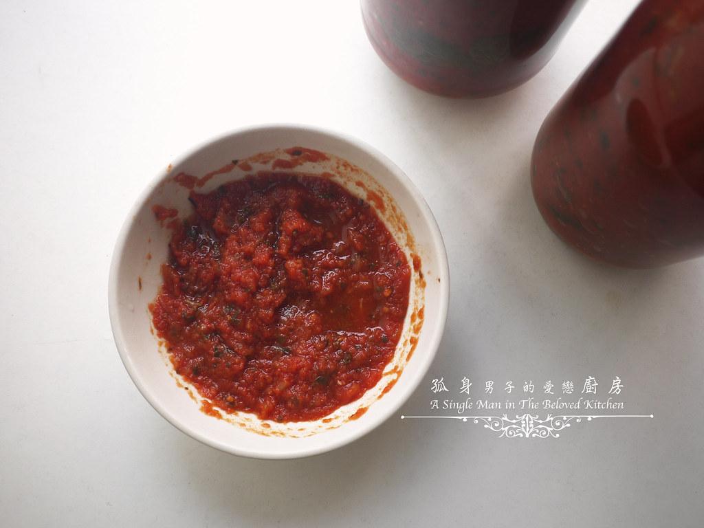 孤身廚房-義大利茄汁紅醬罐頭--自己的紅醬罐頭自己做。不求人28