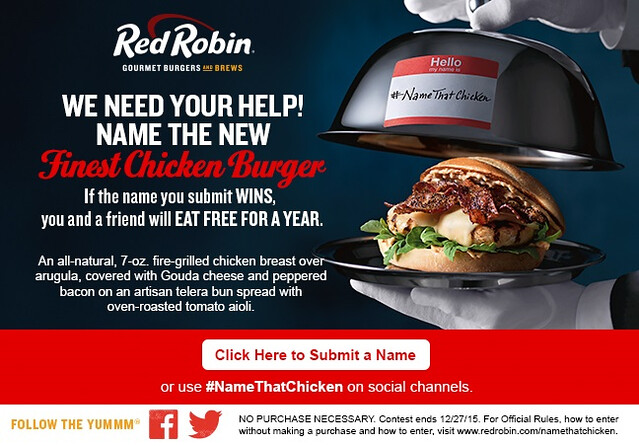 2015-Oct Red Robin name that chicken