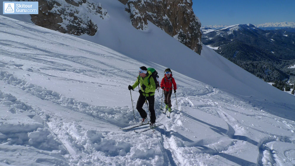 Zendleserkofel (Day 1, H. Route Dolomiten) Dolomiti Italien foto 17