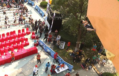 IFSC World Cup Wujiang 2015 (LEAD)