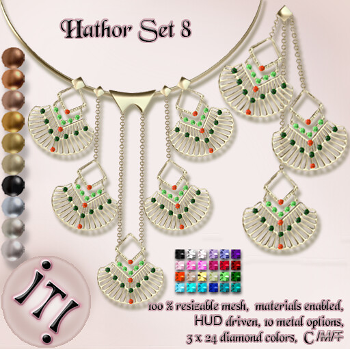 !IT! - Hathor Set 8 Image