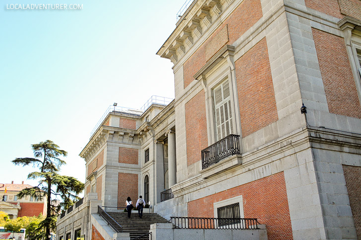 Prado Museum (21 Remarkable Things to Do in Madrid Spain).