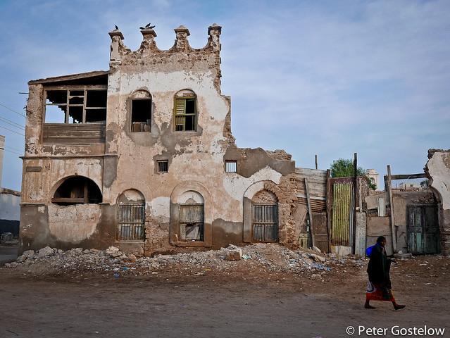 Berbera ruins