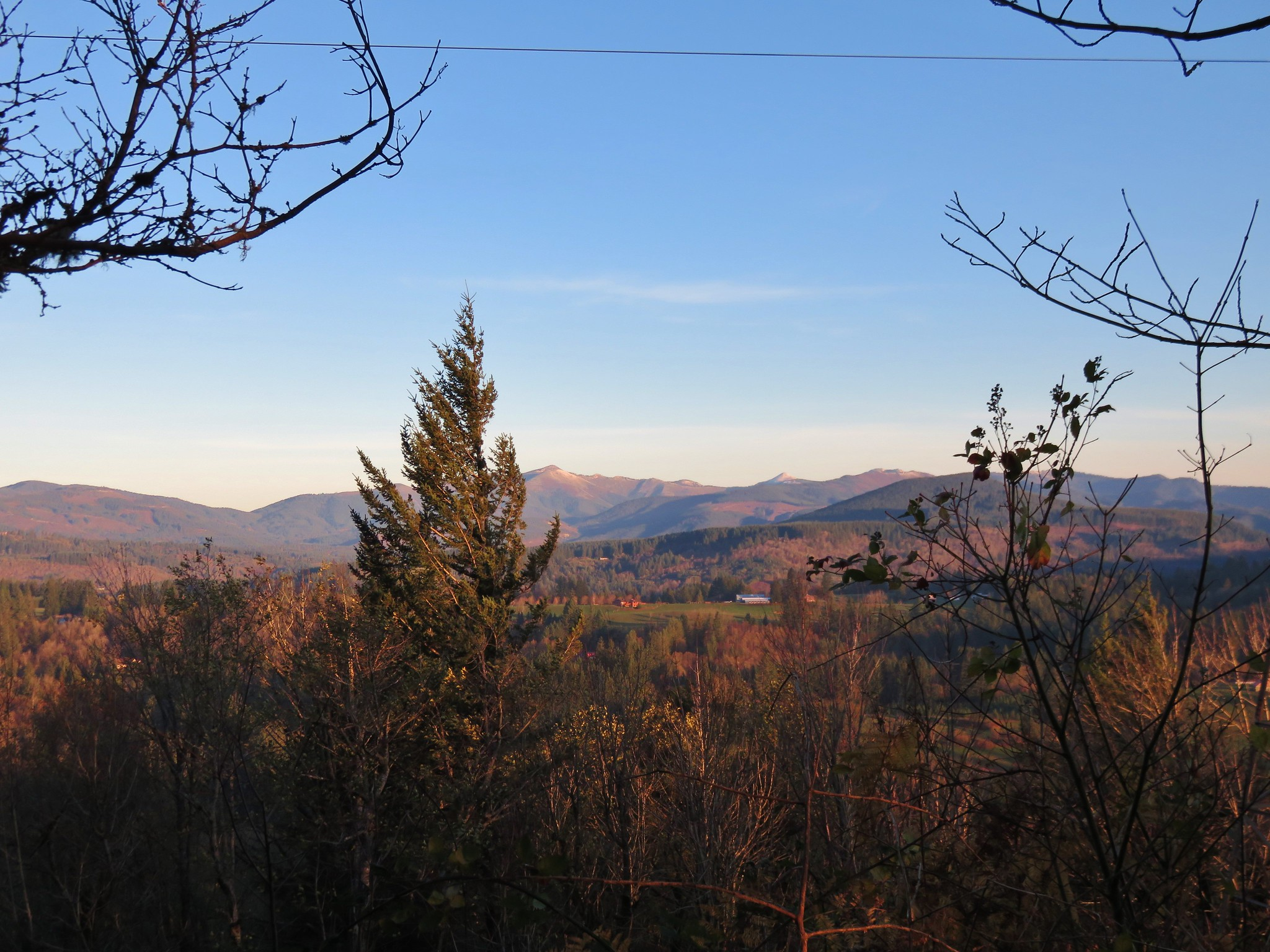 Silver Star, Little Baldy, and Bluff Mountain