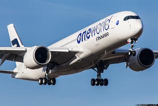 Finnair Airbus Airbus A350-941 cn 019 F-WZFN // OH-LWB