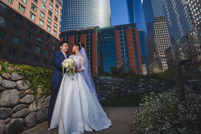 Yuka and Shin's Wedding 10/10/2015
