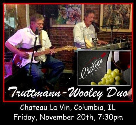Truttmann Wooley Duo 11-20-15