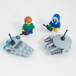 LEGO Advent 2015 Day 14: Remote Control Star Wars