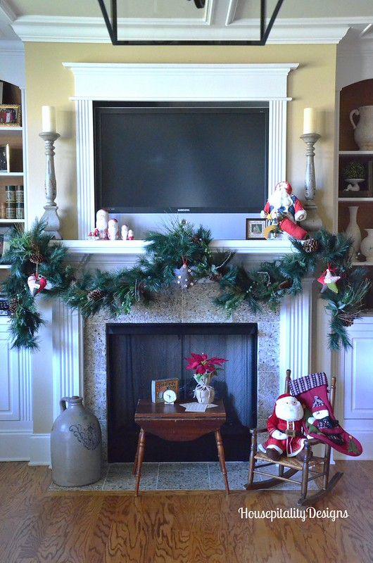 Media Room/Christmas 2015 - Housepitality Design