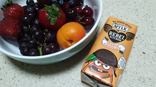 Fruit and Rebel Kitchen Jaffa Mylk