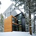 Sculptural House - Collaboration Between an Architect and a Sculptor in Bolton-Est, Québec