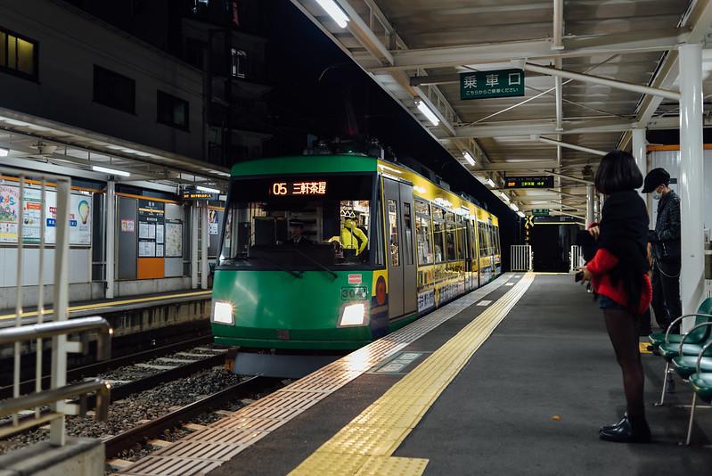 Tokyu Setagaya Line14