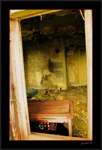 Abandoned Home Forester MI