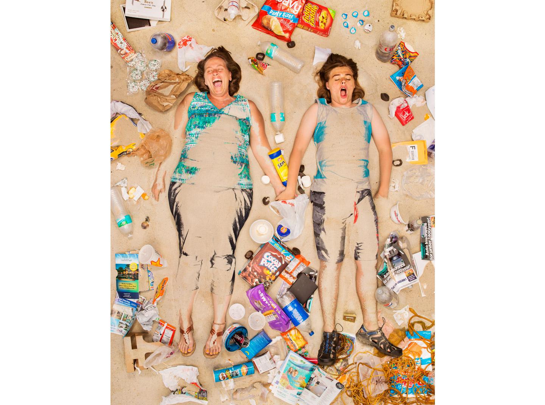 與你的垃圾共枕眠:上帝用七天創造世界,人類用七天創造垃圾3