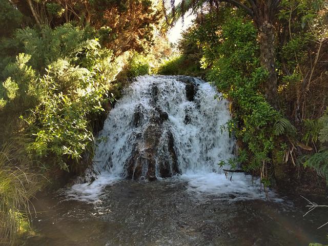 Broadwalk Waterfall