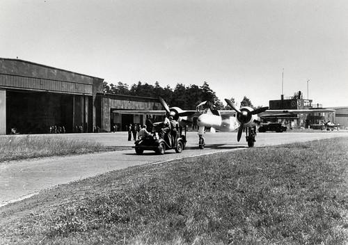 Focke-Wulf Ta-154 in 1943.