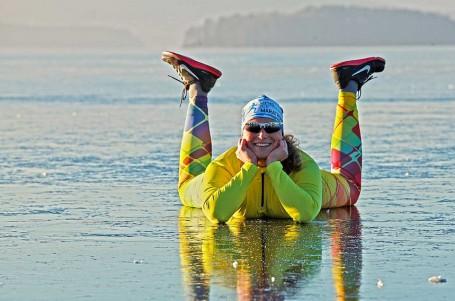 Druhý ročník ledového závodu odstartuje za měsíc
