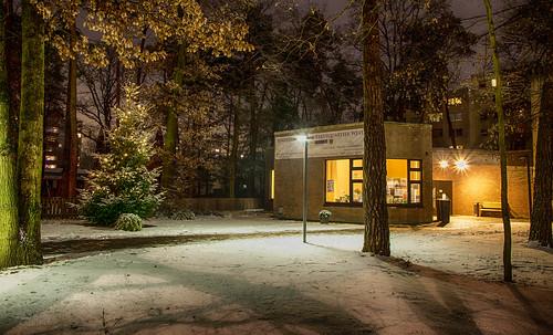 winterliches Stadtquartier 2