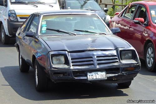 Dodge Omni 024 - Lima, Perú