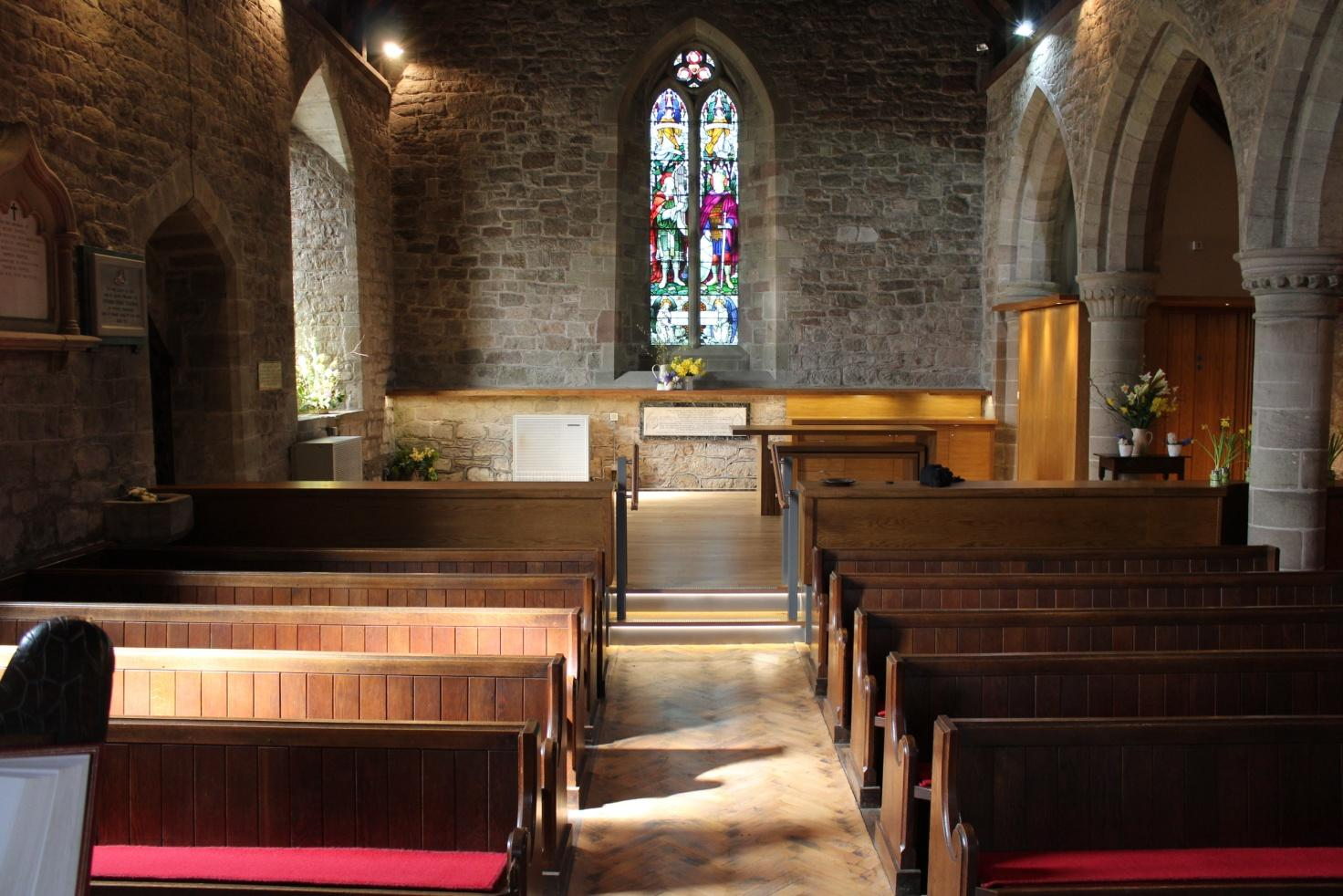 Community Support Scheme, at St Michael and All Angels, Walford, Herefordshire
