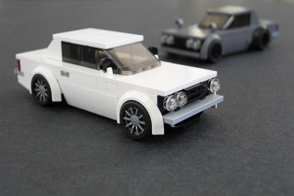 Datsun 510 '72 (City Scale)