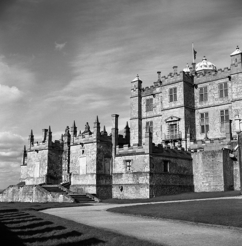 FILM - At Bolsover Castle