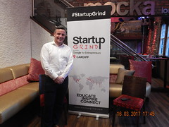 Startup Grind Cardiff Event 16th March 2017