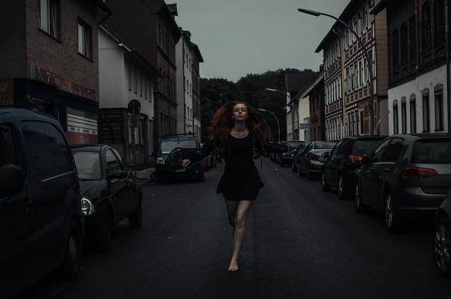 Ines Rehberger - run.