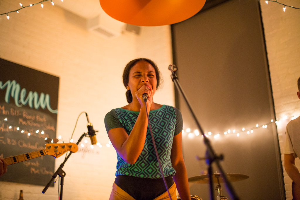 Mesonjixx at Sofar Sounds: Gig 8 | 8.22.2015