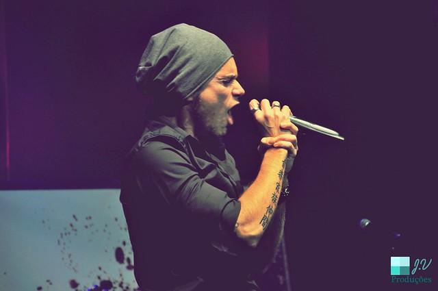 Hibria - Live Sesc Santo André - 21-08-2015
