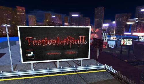 Festival Of Sin II