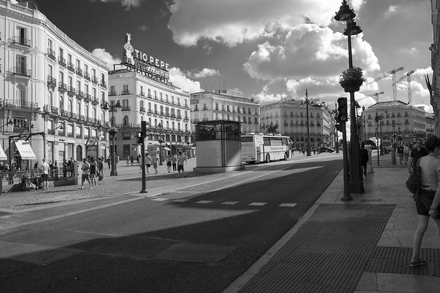 Puerta del Sol Madrid Lavapiés
