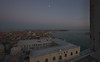 Moon Over the Doge's Palace by MrBlackSun
