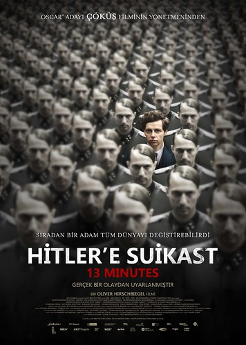 Hitler'e Suikast - Elser – 13 Minutes (2015)
