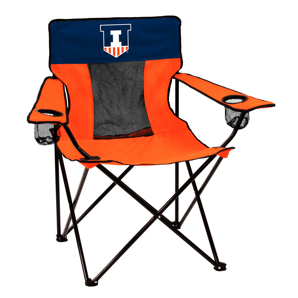 Illinois Elite TailGate/Camping Chair