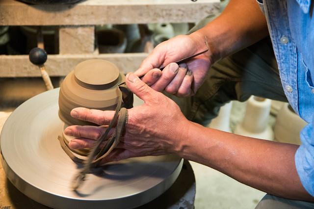 陶芸家の朝比奈克文を訪ねて #「しあわせ信州ふるさと商品」取材ツアー