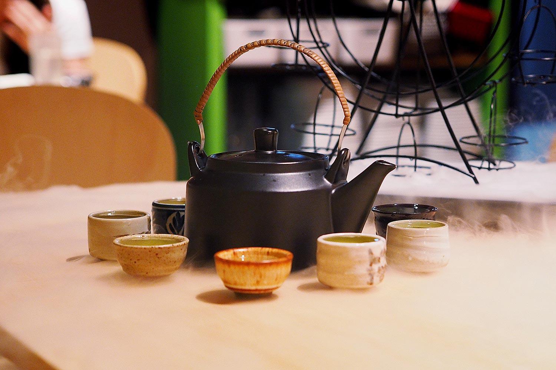 Sydney Food Blog Review of One Tea Lounge, Sydney CBD: Gyokuro Green Tea