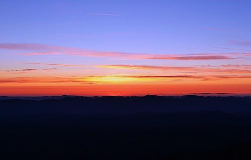 sunset usa oregon nikon craterlake np d3100