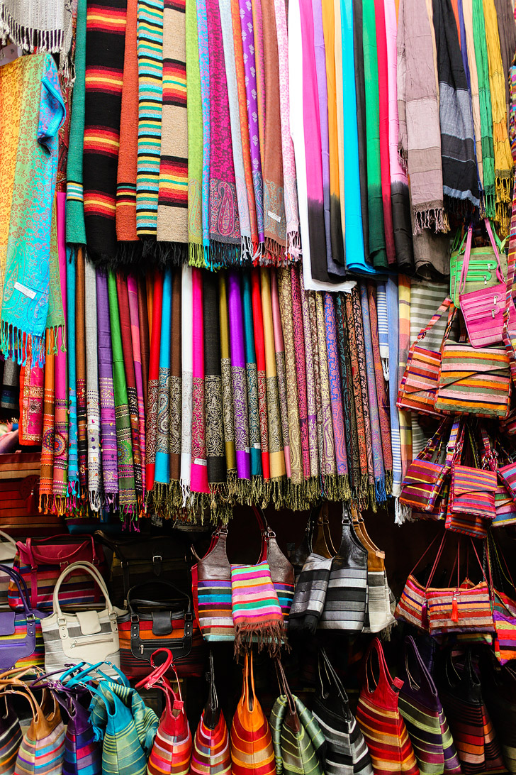 Shopping at the Marrakesh Market (What to Do in Morocco).