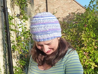 My first finished hat!