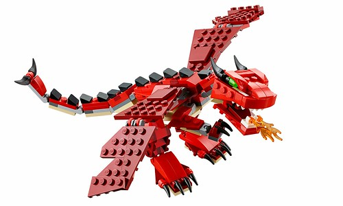 LEGO Creator 31032 Red Creatures 00