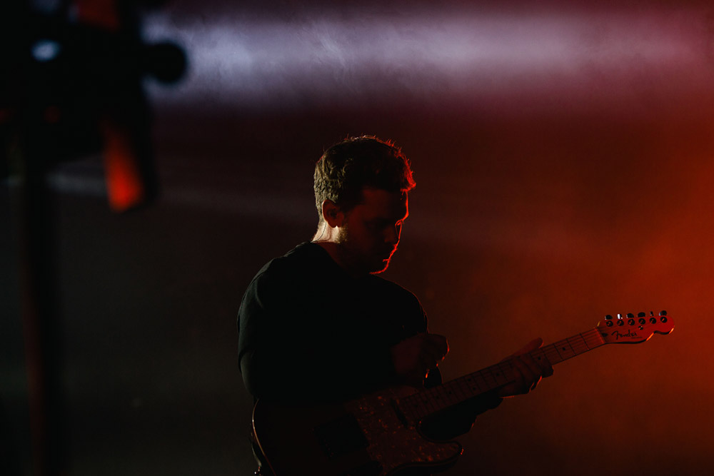 Alt-J @ Philidelphia, Festival Pier 25/09/15