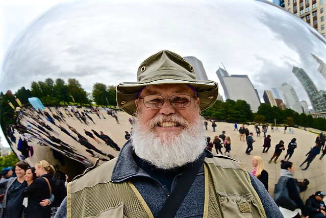 Fearless Leader - Jim At The Bean - Chicago IL