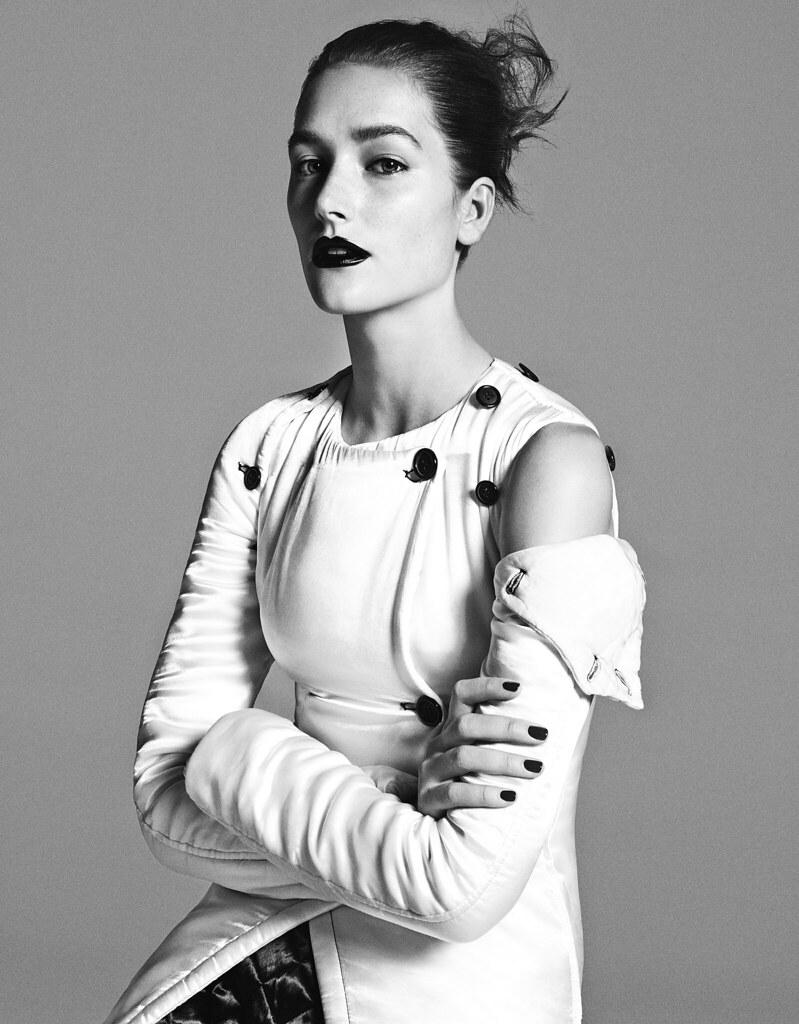 Жозефин Ле Тутур — Фотосессия для «W» 2015 – 7