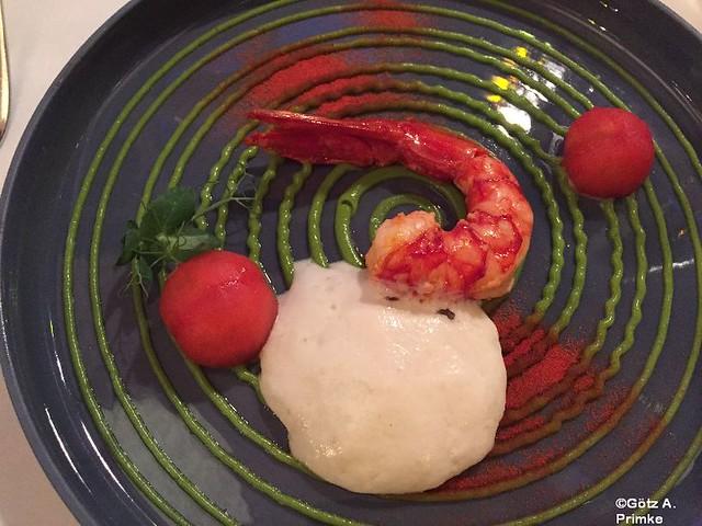 Restaurant La Delice Sofitel München Bayerpost DinnerMitAnton_Apr_2015_020