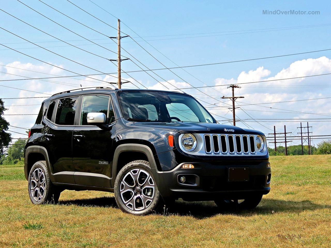 Jeep Renegade Limited Review 1