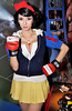 Riddle Snow White MMA Cosplay NYCC 2015 by Mike Rogers Pix
