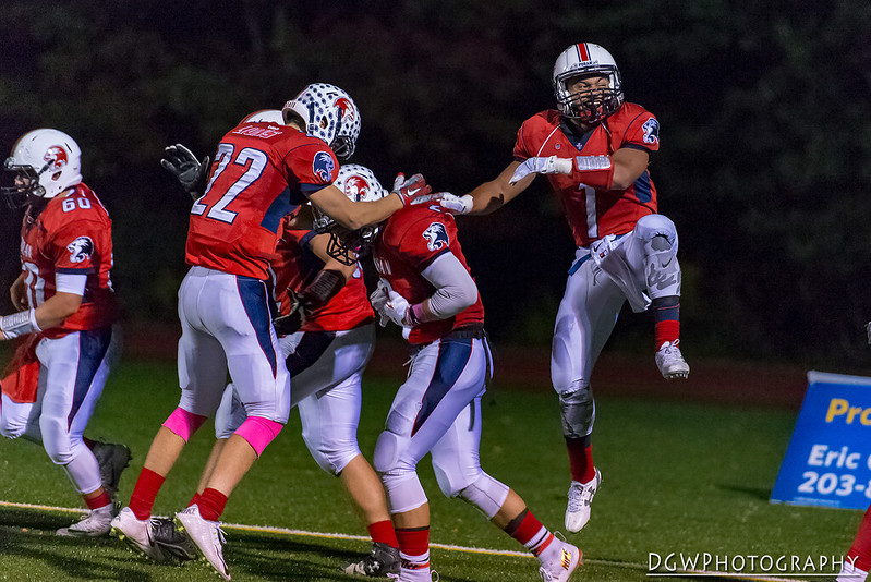 Foran High vs. New London - High School Football