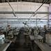 Sew machines in Sleek Garment Export, in Accra, Ghana